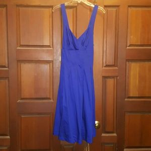 NWOT Calvin Klein Halter Dress